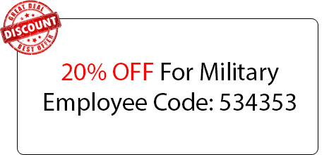 Military Employee Discount - Locksmith at Cedar Hill, TX - Cedar Hill Texas Locksmith